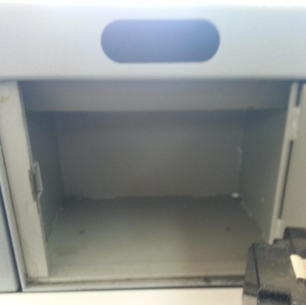 S/hand Deposit Safe