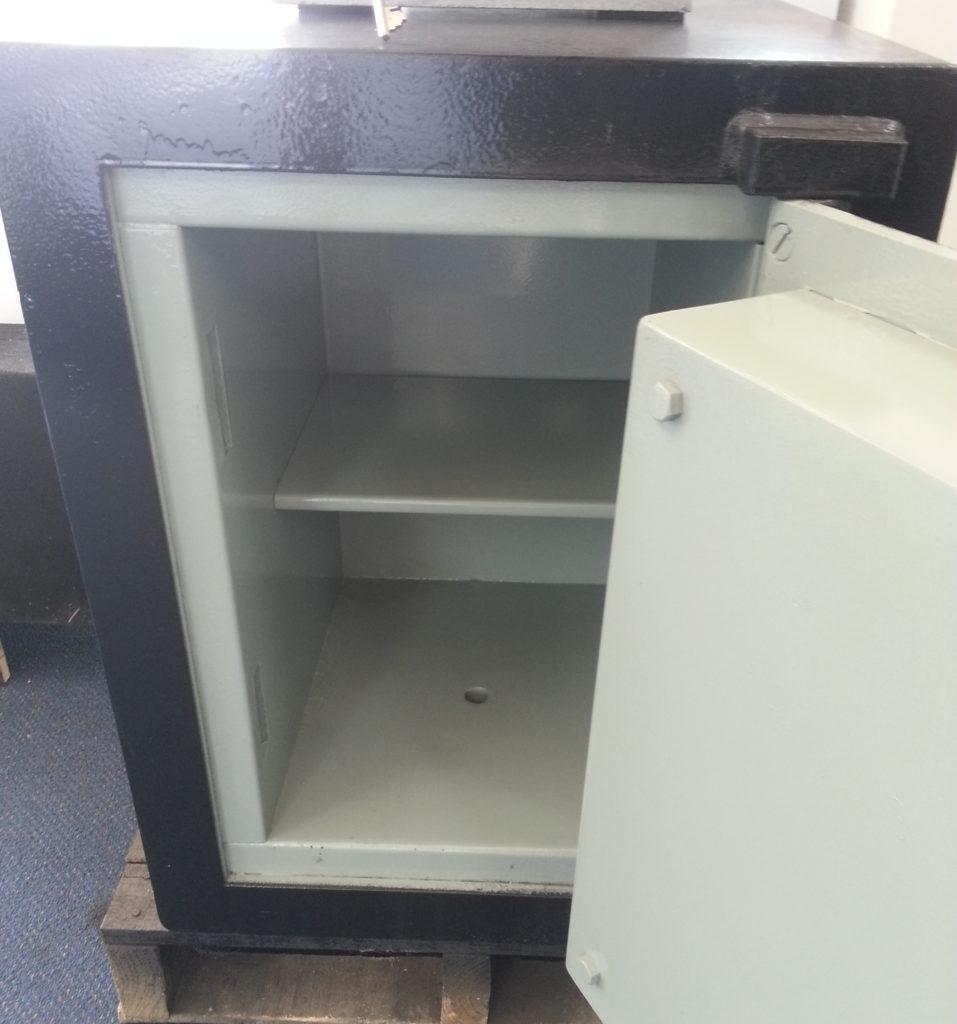 Old Victorian Safe